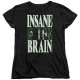 Cypress Hill Insane In The Brain Women's T-Shirt Black