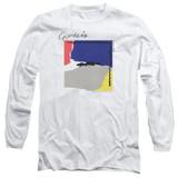Genesis Abacab Adut Long Sleeve T-Shirt White
