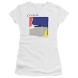 Genesis Abacab Junior Women's Sheer T-Shirt White