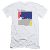 Genesis Abacab Adult 30/1 T-Shirt White