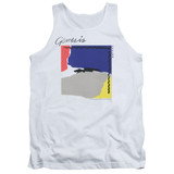 Genesis Abacab Adult Tank Top T-Shirt White
