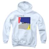 Genesis Abacab Youth Pullover Hoodie Sweatshirt White