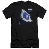 The Vamps Flag S/S Adult 30/1 T-Shirt Black