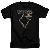 Twisted Sister Bone Logo S/S Adult 18/1 T-Shirt Black