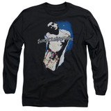 Jane's Addiction Perry Long Sleeve Adult T-Shirt Black