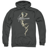 Jane's Addiction Inside Escape Adult Pullover Hoodie Sweatshirt Charcoal
