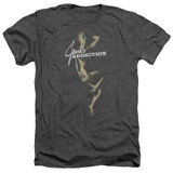 Jane's Addiction Inside Escape Adult Heather T-Shirt Charcoal