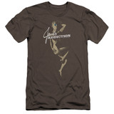 Jane's Addiction Inside Escape Premium Adult 30/1 T-Shirt Charcoal