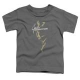 Jane's Addiction Inside Escape Toddler T-Shirt Charcoal