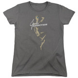 Jane's Addiction Inside Escape Women's T-Shirt Charcoal