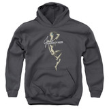 Jane's Addiction Inside Escape Youth Pullover Hoodie Sweatshirt Charcoal