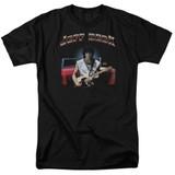 Jeff Beck Jeff's Hotrod Adult 18/1 T-Shirt Black