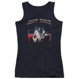 Jeff Beck Jeff's Hotrod Junior Women's Tank Top T-Shirt Black