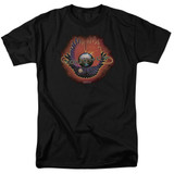 Journey Infinity Cover Adult 18/1 T-Shirt Black