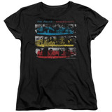 The Police Syncronicity S/S Women's T-Shirt Black