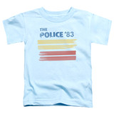 The Police 83 S/S Toddler T-Shirt Light Blue