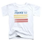 The Police 83 S/S Toddler T-Shirt White