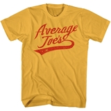 Dodgeball Average Joe's Ginger Adult T-Shirt
