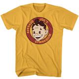 Dodgeball Average Joe's Gym Ginger Adult T-Shirt