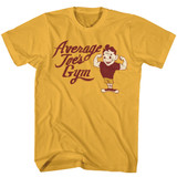 Dodgeball Average Joe's Ginger Classic Adult T-Shirt