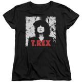 T. Rex The Slider S/S Women's T-Shirt Black