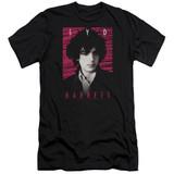 Syd Barrett Pink Floyd Syd S/S Adult 30/1 T-Shirt Black
