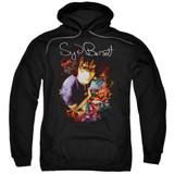 Syd Barrett Pink Floyd Madcap Syd Adult Pullover Hoodie Sweatshirt Black
