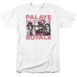 Palaye Royale Oh No Adult 18/1 T-Shirt White