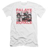 Palaye Royale Oh No Premium Adult 30/1 T-Shirt White
