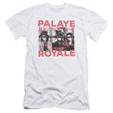 Palaye Royale Oh No Adult 30/1 T-Shirt White