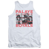 Palaye Royale Oh No Adult Tank Top T-Shirt White