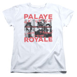 Palaye Royale Oh No Women's T-Shirt White
