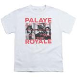 Palaye Royale Oh No Youth T-Shirt White