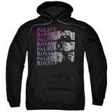 Palaye Royale Torn Adult Pullover Hoodie Sweatshirt Black
