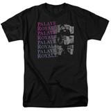 Palaye Royale Torn Adult 18/1 T-Shirt Black