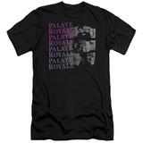 Palaye Royale Torn Adult 30/1 T-Shirt Black
