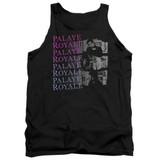 Palaye Royale Torn Adult Tank Top T-Shirt Black