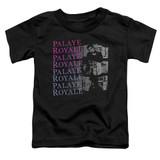 Palaye Royale Torn Toddler T-Shirt Black