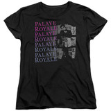 Palaye Royale Torn Women's T-Shirt Black