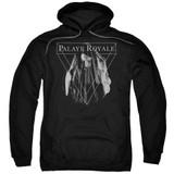 Palaye Royale Veil Adult Pullover Hoodie Sweatshirt Black