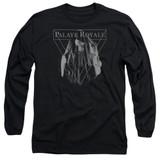 Palaye Royale Veil Long Sleeve Adult T-Shirt Black