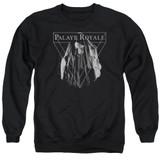 Palaye Royale Veil Adult Crewneck Sweatshirt Black