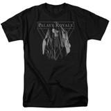 Palaye Royale Veil Adult 18/1 T-Shirt Black