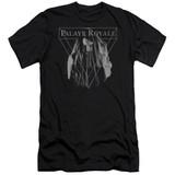 Palaye Royale Veil Premium Adult 30/1 T-Shirt Black