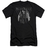 Palaye Royale Veil Adult 30/1 T-Shirt Black
