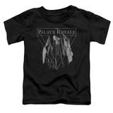Palaye Royale Veil Toddler T-Shirt Black