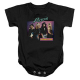 Poison Talk Dirty To Me Baby Onesie T-Shirt Black
