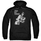 Stevie Ray Vaughan Live Alive Adult Pullover Hoodie Sweatshirt Black