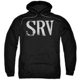 Stevie Ray Vaughan Srv Adult Pullover Hoodie Sweatshirt Black