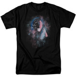 Roger Waters Pink Floyd Face Paint Adult 18/1 T-Shirt Black